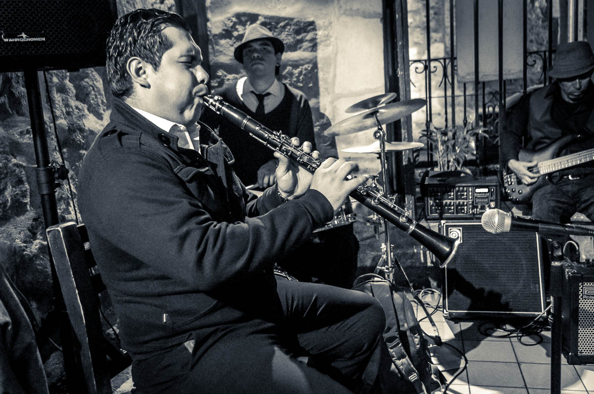Concentration - Edgar Estrada - Clarinet
