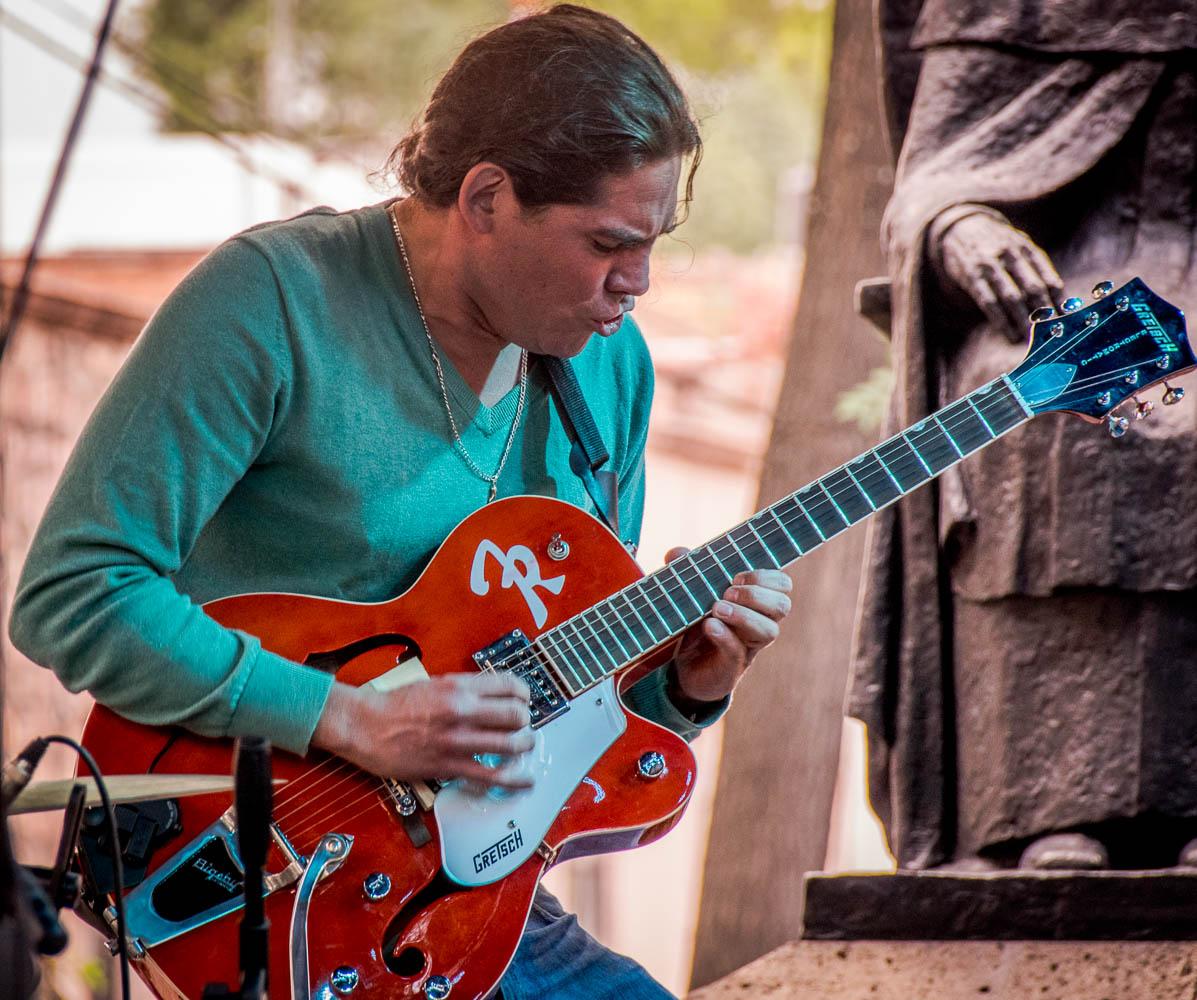 Dia International de Jazz - Morelia, Michoacan