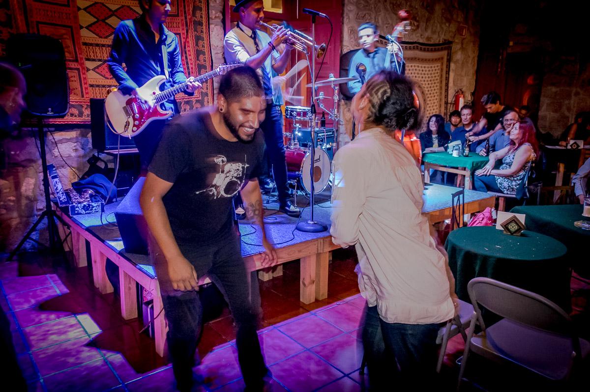 Amati Jazz Club, Centro, Morelia, Mexico
