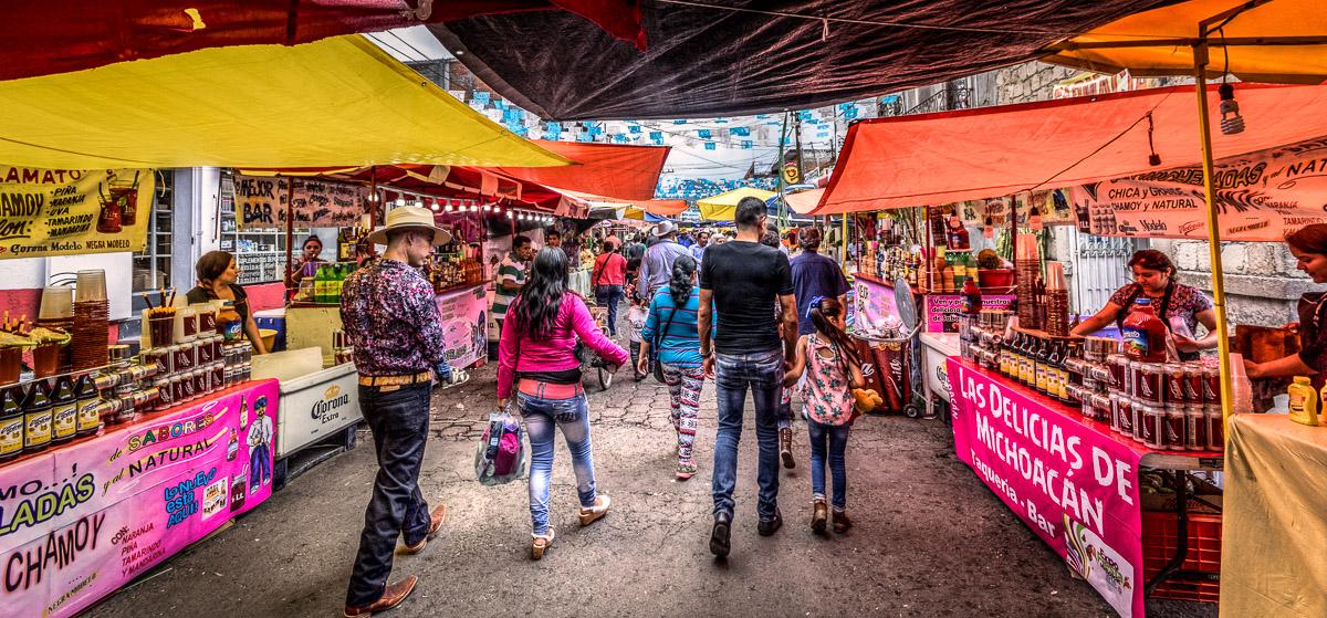 Photowalk, August 15, 2016 - Santa Maria Mole Fair