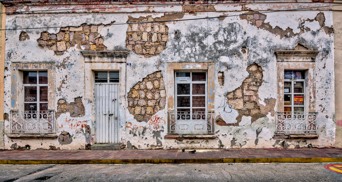 HDR Photowalk 10/03/16 Morelia, Michoacan