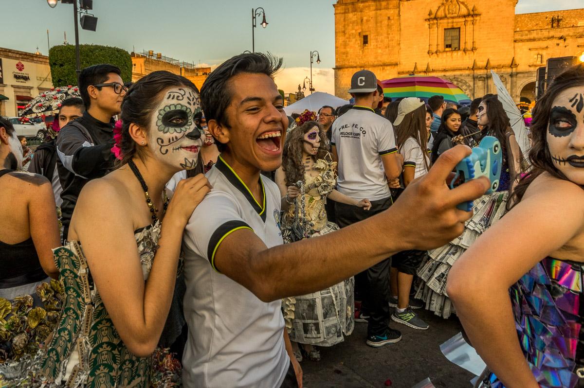 Photowalk - November 1, Día de los Muertos, Morelia, Mexico